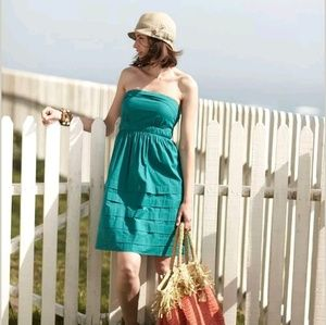 Maeve Anthropologie Height of summer dress 6